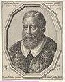 Ludovico Leoni, a bust-length portrait in a twelve-sided frame MET DP833522.jpg
