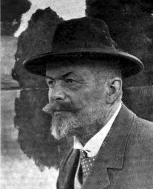 Gernsbach - Ludwig Dill