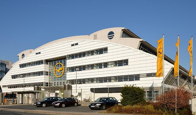 File:Lufthansa Flight Training Center - Frankfurt - Germany - near Frankfurt Airport - Fraport - 05.jpg