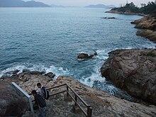 龙虾湾石刻