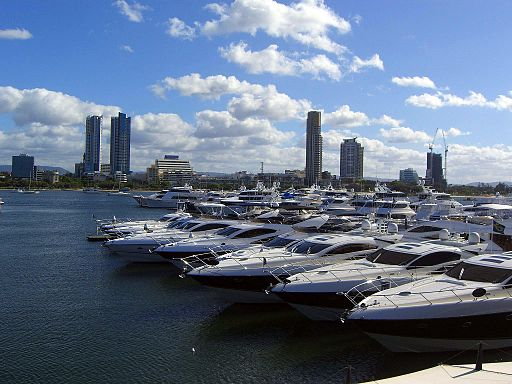 Luxury yatchs - Gold Coast, QLD