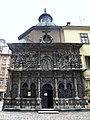 Lwów , Polish , now Lviv , Львов - Chapel of Boim Family (1609-1611) Monument of Polish History - panoramio.jpg