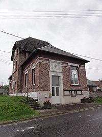 Ly-Fontaine (Aisne) mairie.JPG