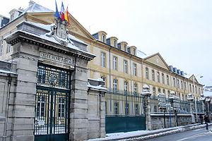lycée Henri-Poincaré cover
