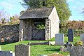 Lychgate at St.Bartholomew's Church - geograph.org.uk - 1108590.jpg