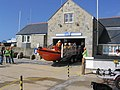 Lyme Regis RNLI Inshore Lifeboat station - geograph.org.uk - 389083.jpg