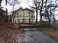 Máslovice-Dol čp. 35, Grégrova vila, vrata.jpg