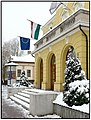 Móricz Zsigmond Színház, Nyíregyháza, 2008 első hó - panoramio - Szemes Elek (21).jpg