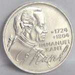 Münze 5 DM Immanuel Kant Avers.png