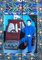 Mężczyzna przy koparce - Man at an excavator.tif