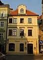 Měšťanský dům U tří stříbrných růží (Staré Město), Praha 1, Jalovcová 10, Staré Město.JPG