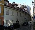 Městský dům U Valentů (Staré Město), Praha 1, Kozí, Halštatská 795, Staré Město.JPG