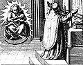 M.Maier. Symbola Aureae Mensae. Melchior Cibinensis.JPG