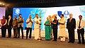 M. Venkaiah Naidu lighting the lamp at the inauguration of the 47th International Film Festival of India (IFFI-2016), in Panaji, Goa.jpg