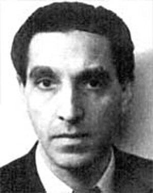 """Juan Pujol García - Pujol's MI5 case officer Tomás (""""Tommy"""") Harris"""