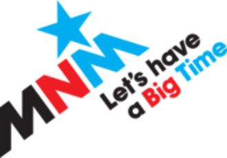 MNM (radio) - MNM logo used from January 5, 2009 to March 8, 2010