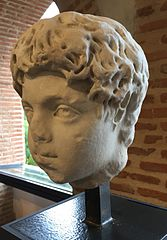 Portrait of Caracalla as a child Ra 168