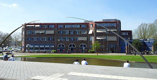 Maastricht-Randwyck, monument P Debye