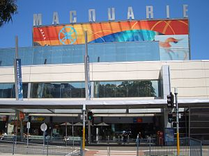 Macquarie Park, New South Wales - Macquarie Centre