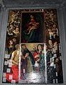 Madonna di g. bugiardini (copia) e cornice-dipinto di artista fiorentino del secondo cinquecento 02.JPG