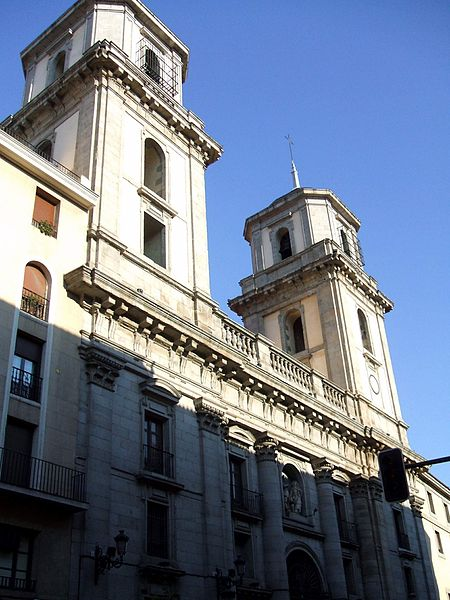 File:Madrid - Colegiata San Isidro 12.JPG