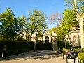 Madrid - Entrada al Palacio de Liria 3.jpg
