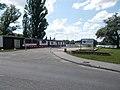 Mahart Passnave ship station, Primate's Island, Esztergom, Hungary.jpg