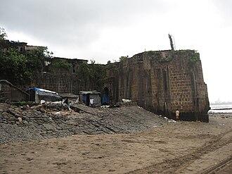 Mahim Fort - Image: Mahim Fort 1