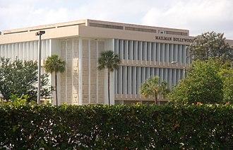 Nova Southeastern University - Mailman-Hollywood Building.