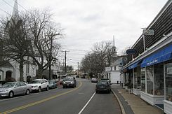 Main St looking west, Chatham MA.jpg