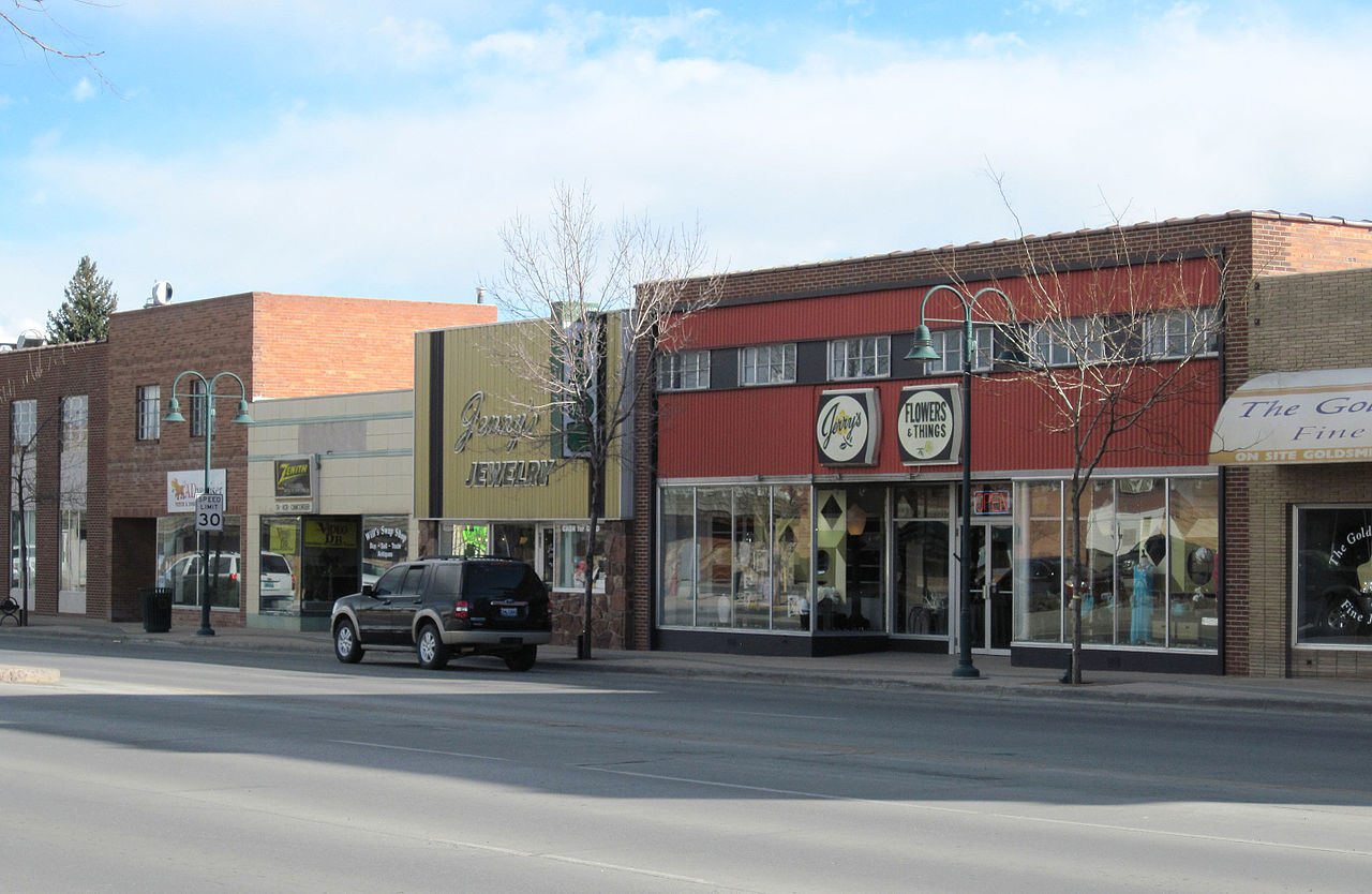 File main street s 400 block riverton wy jpg wikimedia for The riverton