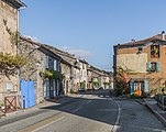 Main street in Mayres.jpg