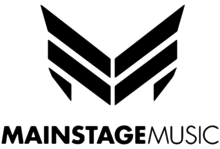 logo of their record label mainstage music
