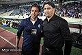 Majidi & Alavi, Esteghlal FC vs Esteghlal Khouzestan FC, 1 May 2019.jpg