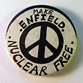 Make Enfield Nuclear Free badge, c.1984.jpg
