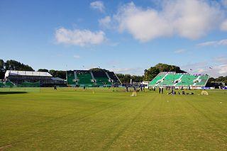 Malahide Cricket Club Ground Cricket ground