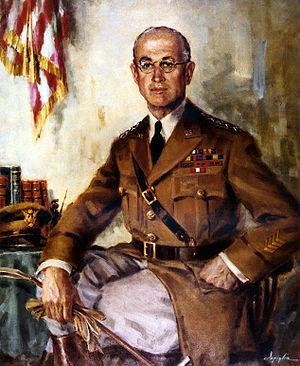 Malin Craig - General Malin Craig, official Army portrait