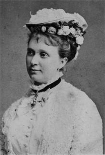 Mathilde Mallinger Croatian opera singer