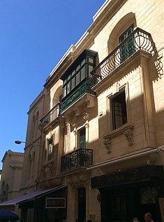 Postal museum in Malta, VLT