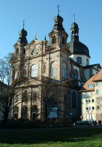 Jesuit Church, Mannheim