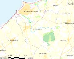 Map commune FR insee code 22273.png
