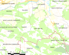 Map commune FR insee code 31505.png