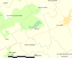 Map commune FR insee code 41077.png