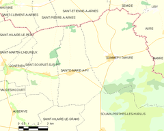 Map commune FR insee code 51501.png