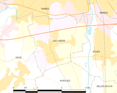 Map commune FR insee code 65251.png