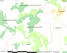 Map commune FR insee code 71304.png