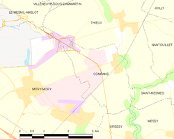 Map commune FR insee code 77123.png