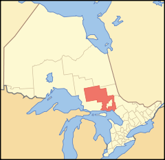Map of Ontario SUDBURY.svg