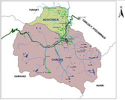 Asunción Province Wikipedia - Where is asuncion