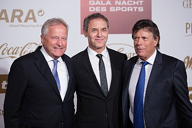 Marcel Koller Peter Schröcksnadel Leon Windtner Gala Nacht des Sports Österreich 2015.jpg